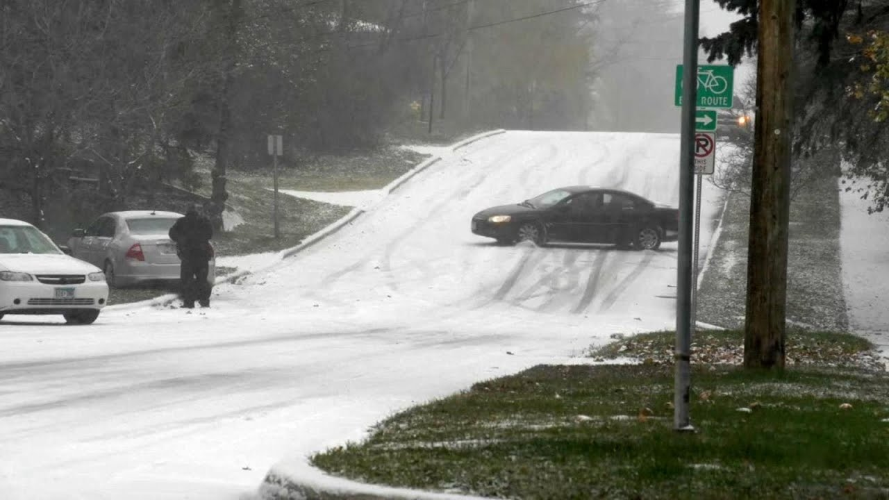 Who Is Liable For A Weather-Related Car Accident?