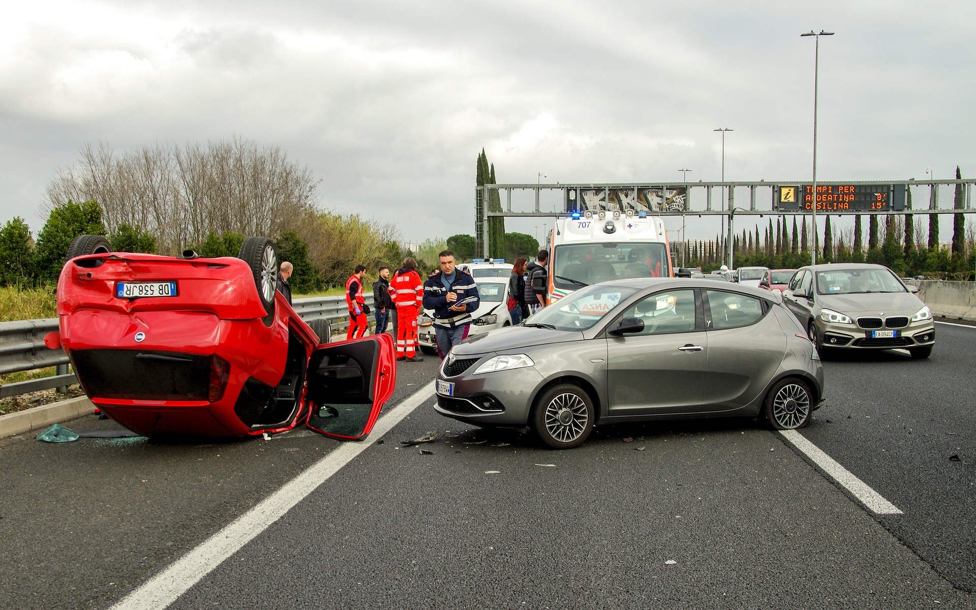 How Much Compensation Can You Claim For a Car Accident?