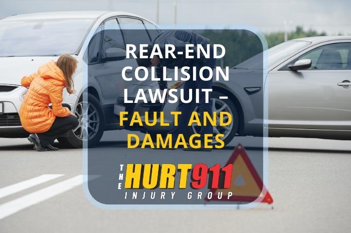 Rear-End Collision Lawsuit – Fault and Damages