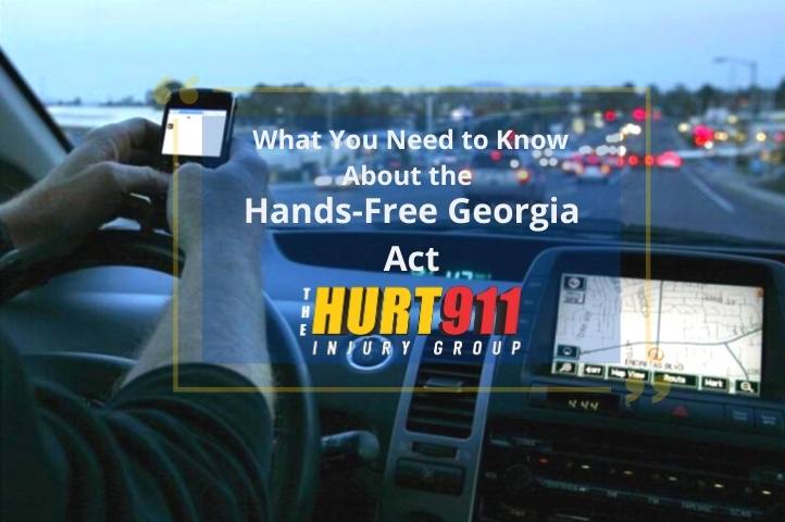 What You Need to Know About the Hands-Free Georgia Act