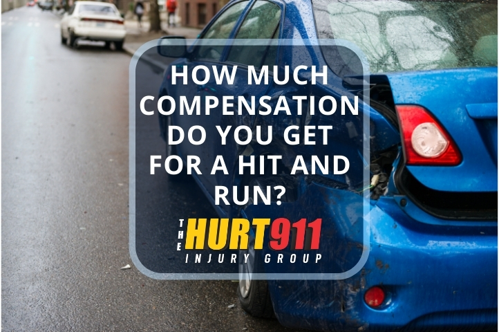 How Much Compensation Do You Get for a Hit and Run?