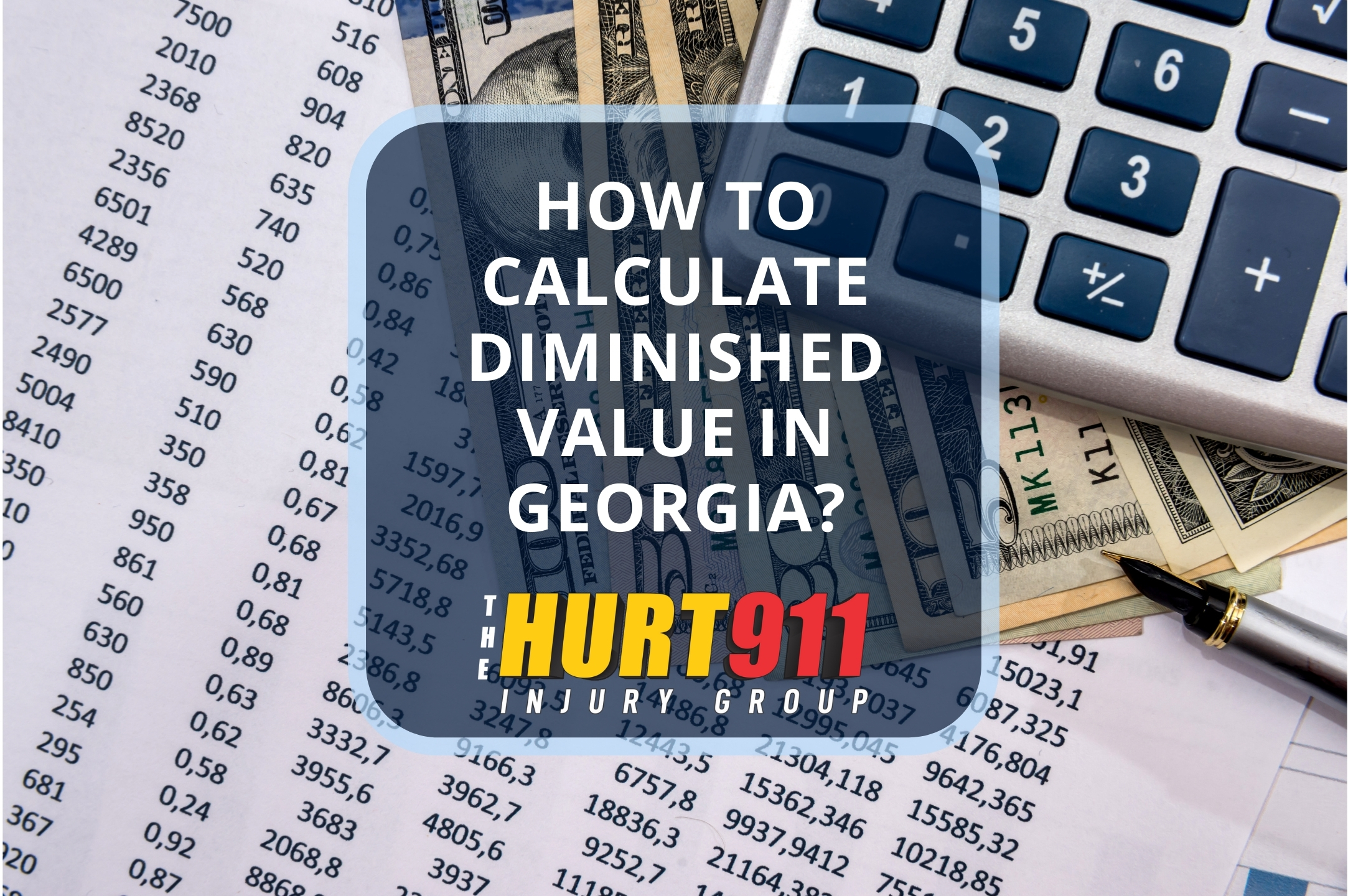 How to Calculate Diminished Value in Georgia?