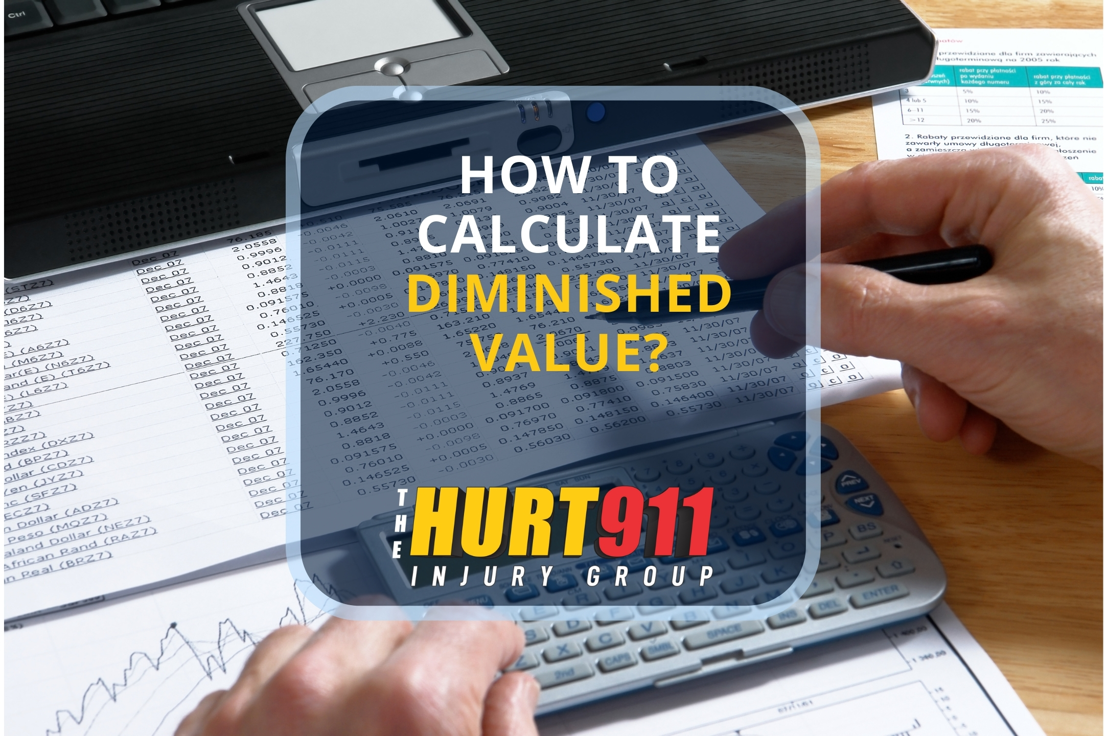 How to Calculate Diminished Value?