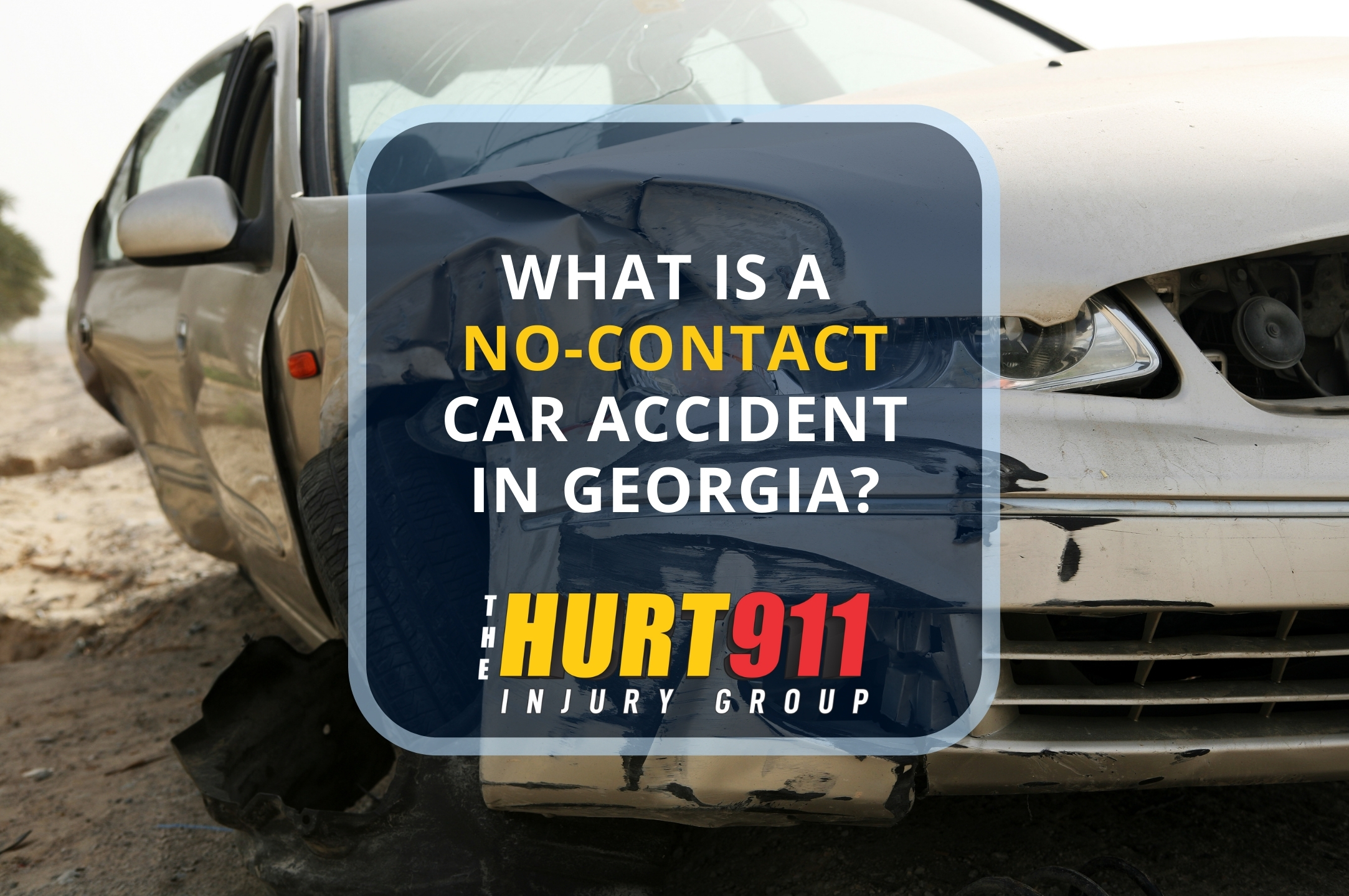 What Is a No-Contact Car Accident in Georgia?