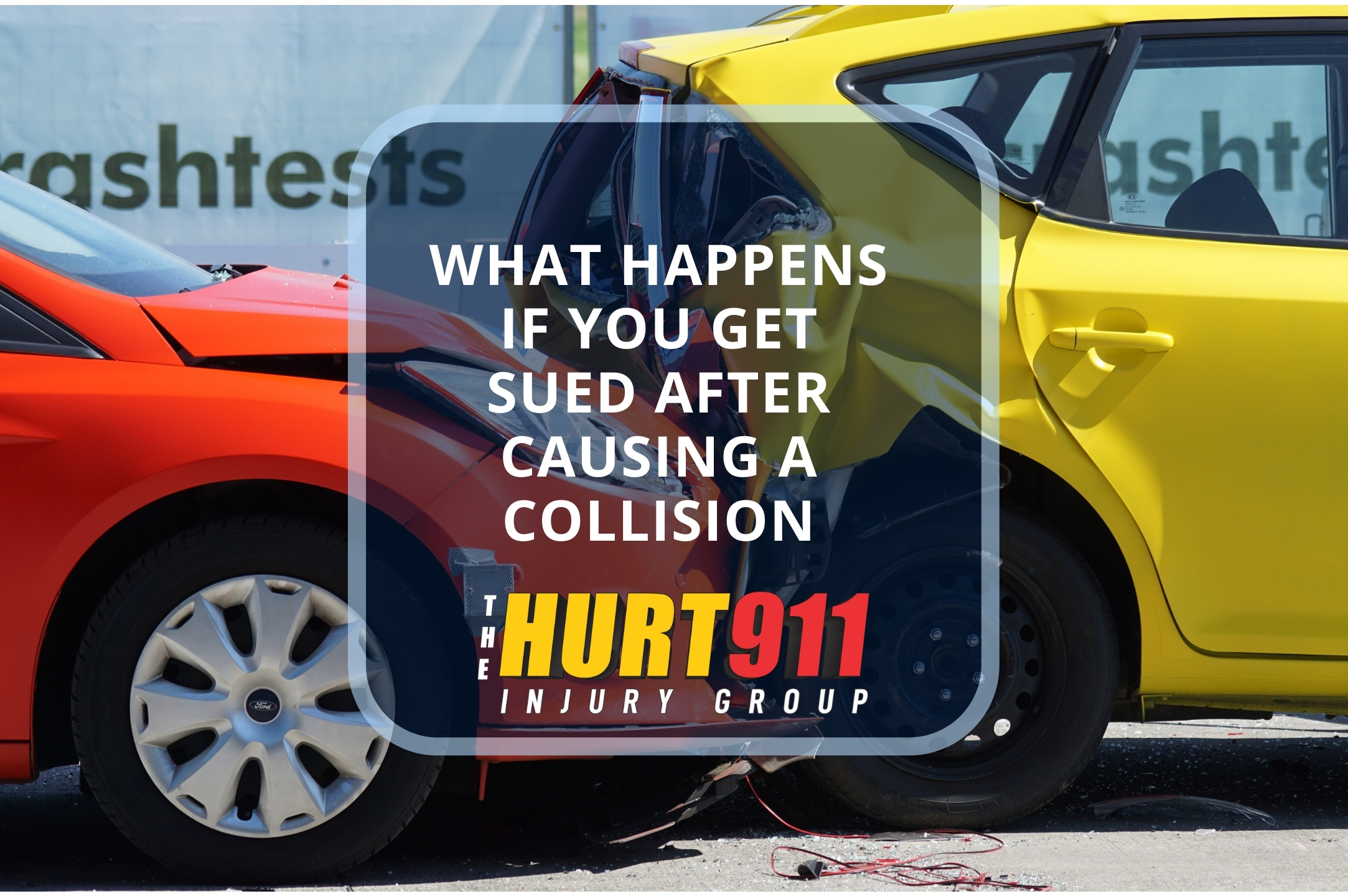 What Happens If You Get Sued After Causing a Collision?
